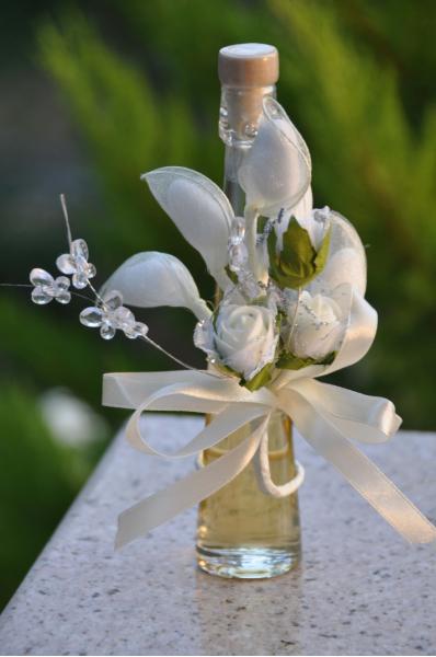 b1aa36045a35 Μπομπονιέρα λικέρ για βάπτιση γάμο 18